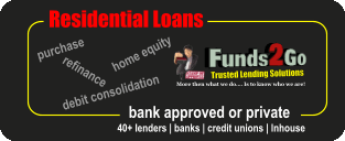Residential Loans & Mortgages Simplified
