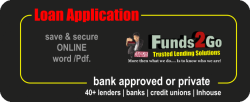 loan application - Funds2Go