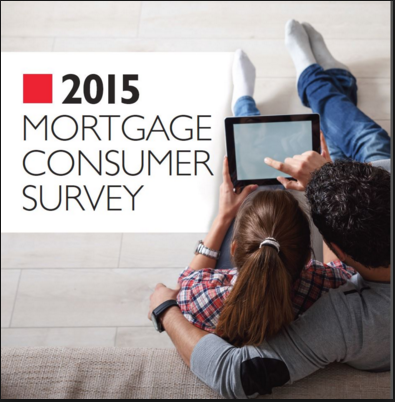 CMHC 2015 Mortgage Consumer Survey